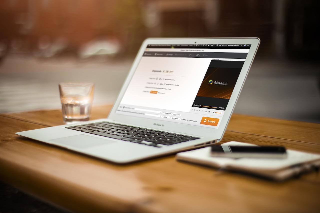 Aiseesoft Video Converter para Mac