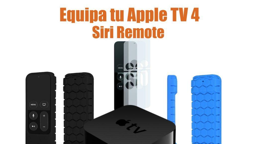 Fundas Siri Remote Apple TV 4