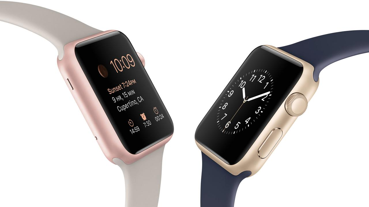 Apple Watch 2 portada