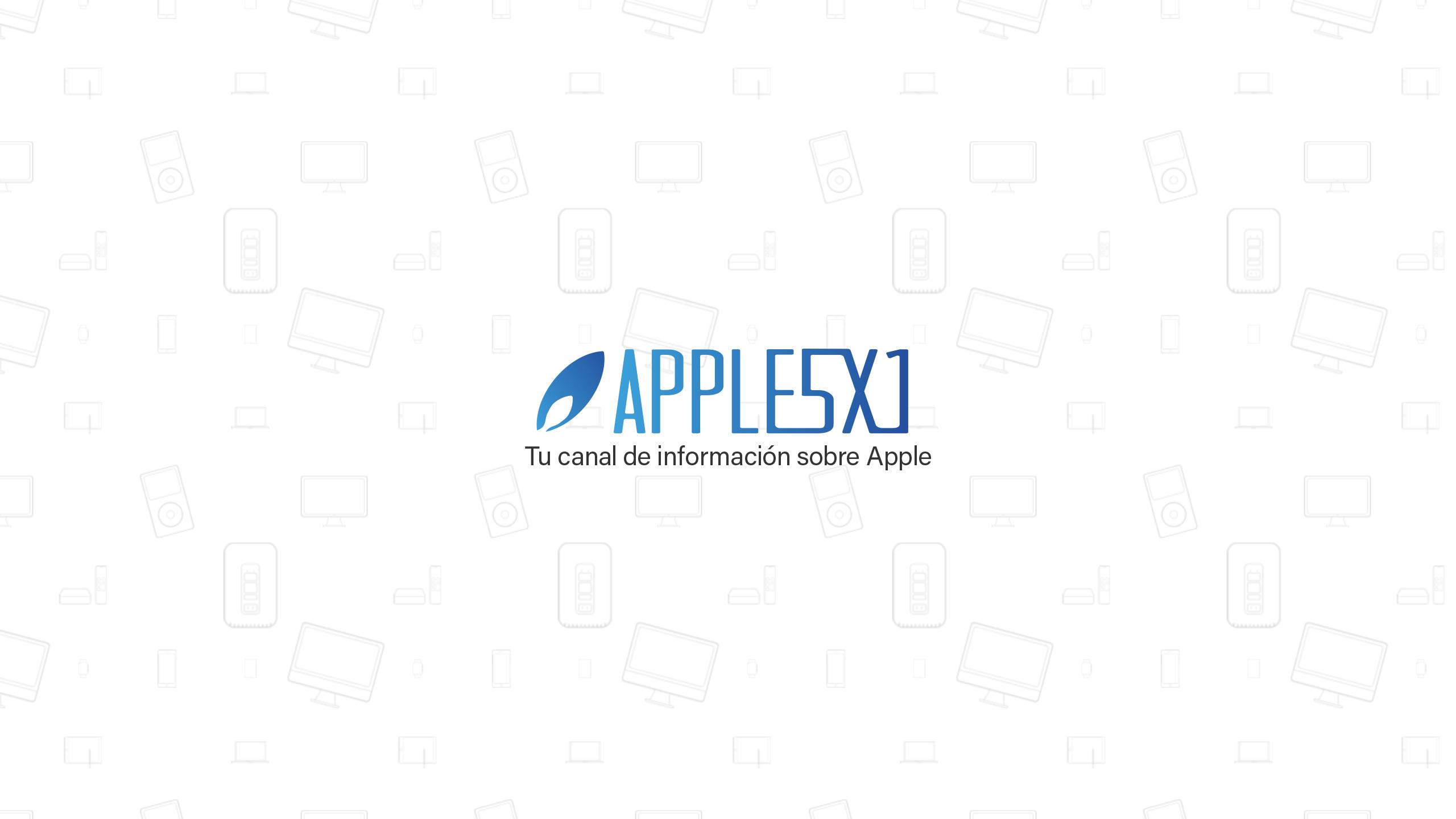 Apple5x1, tu canal de información sobre Apple (banner)