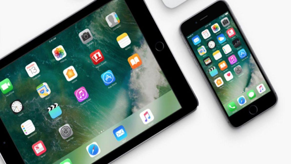iOS 10.3 en tablet y iPhone