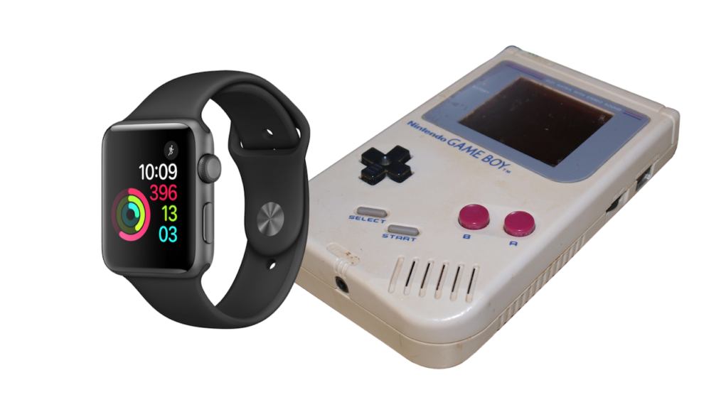 Game Boy Apple Watch