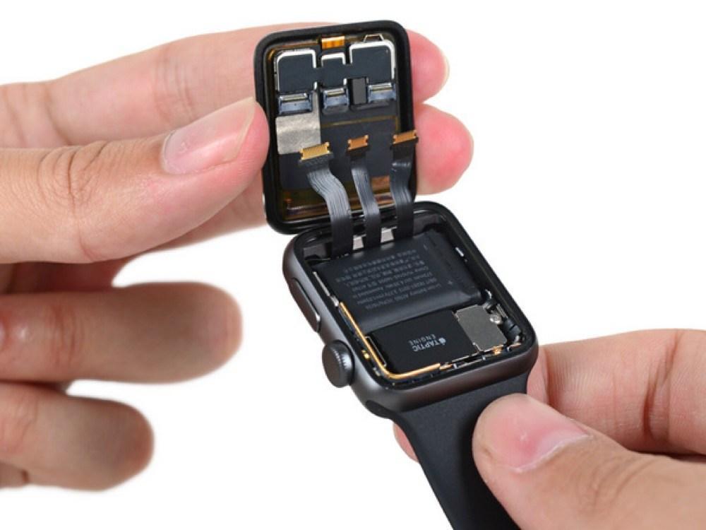 Apple Watch por dentro