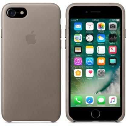 iPhone 7 Plus funda Marrón topo