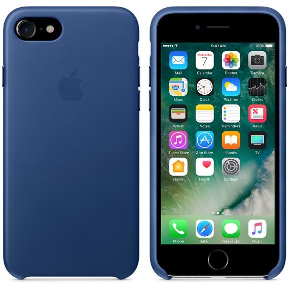 iPhone 7 funda Azul zafiro