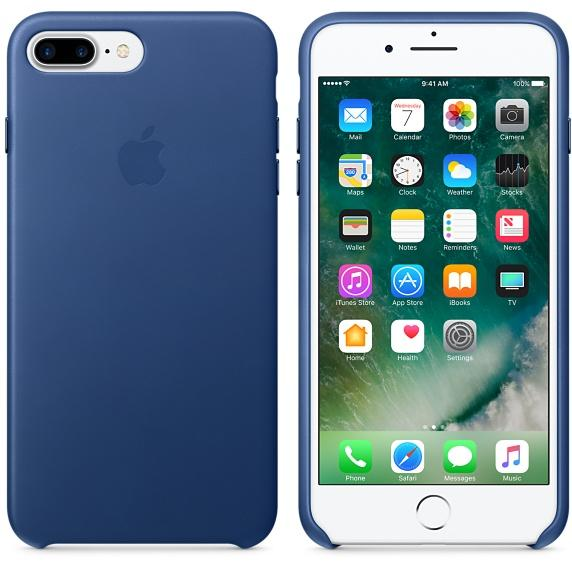 iPhone 7 Plus funda Azul zafiro