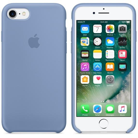 iPhone 7 funda Azul celeste