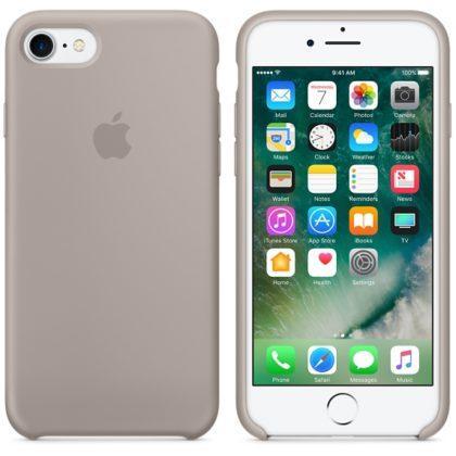 iPhone 7 funda Gris guijarro