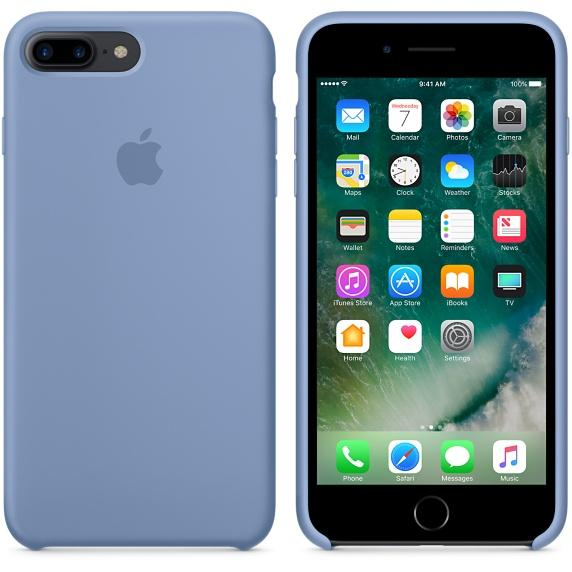 iPhone 7 Plus funda Azul celeste