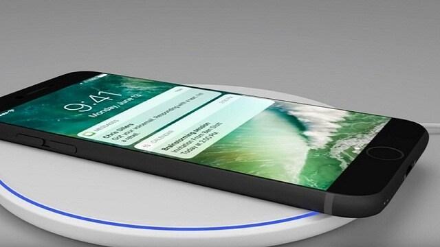 Carga inductiva iPhone 8