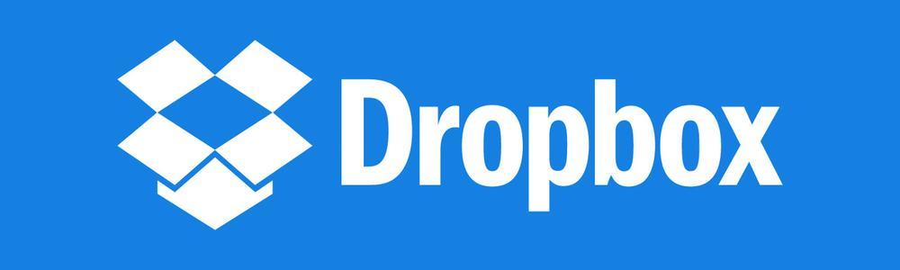 almacenamiento en la nube con Dropbox