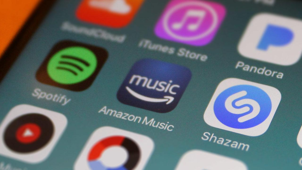 Amazon Music ahora es compatible con CarPlay