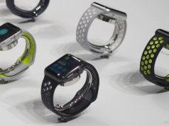 Apple Watch Nike+ junto con Apple Watch 3