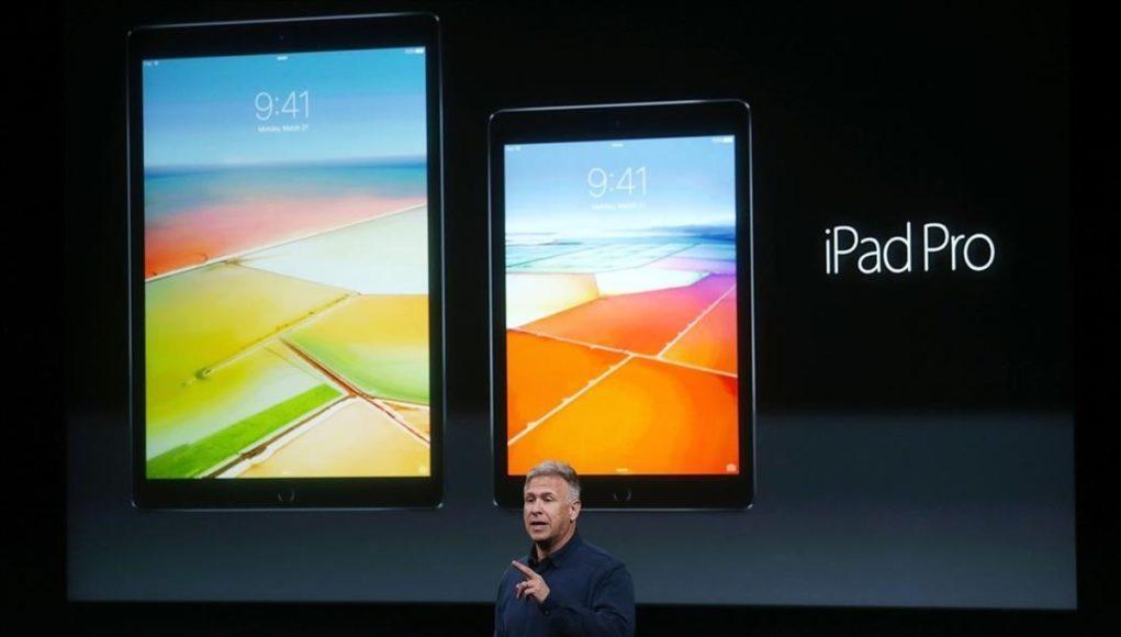 Presentación iPad Pro