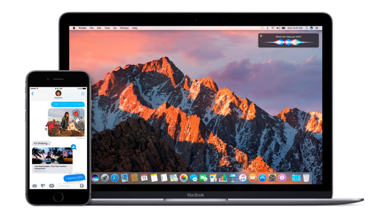 iOS 10.3 y macOS Sierra 10.12.4 beta 7
