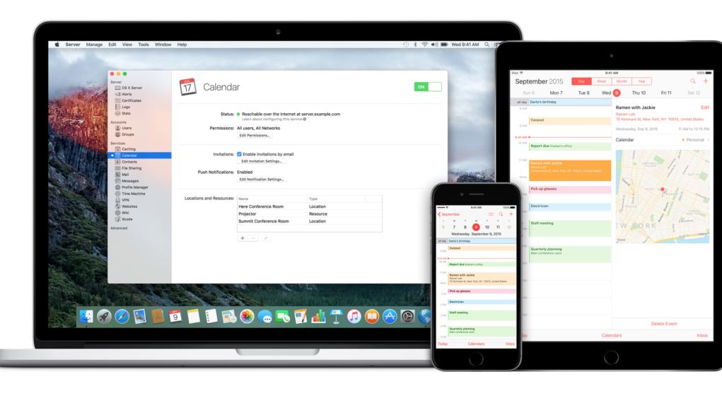 Notas iOS macOS