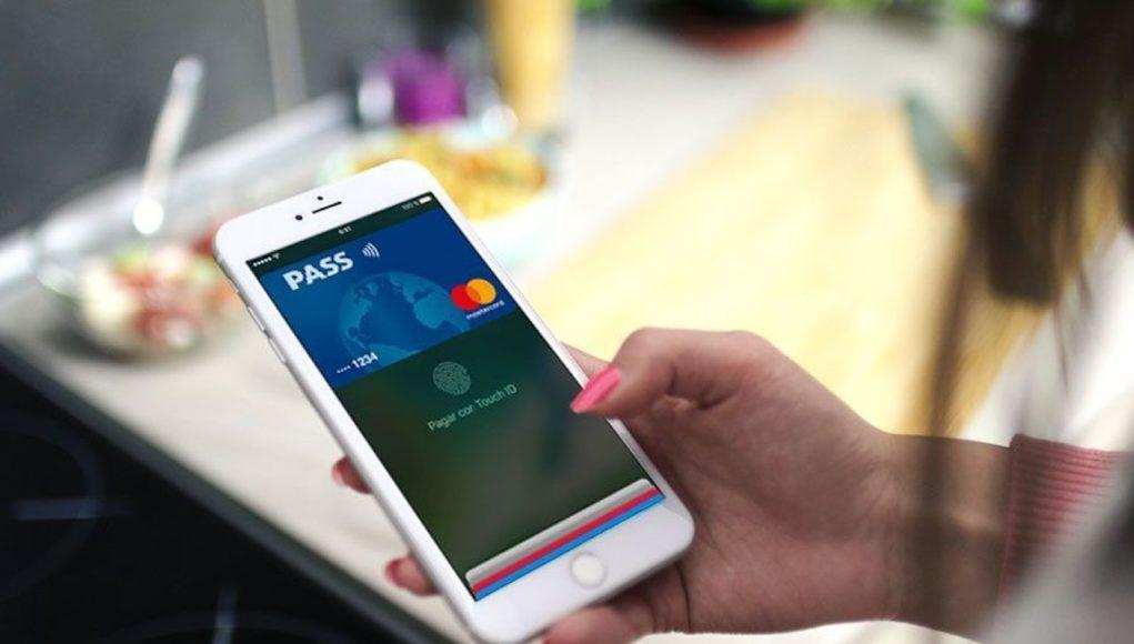 Apple Pay en iPhone con Carrefour pass