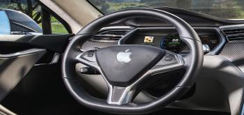 Apple patenta un parabrisas de realidad aumentada