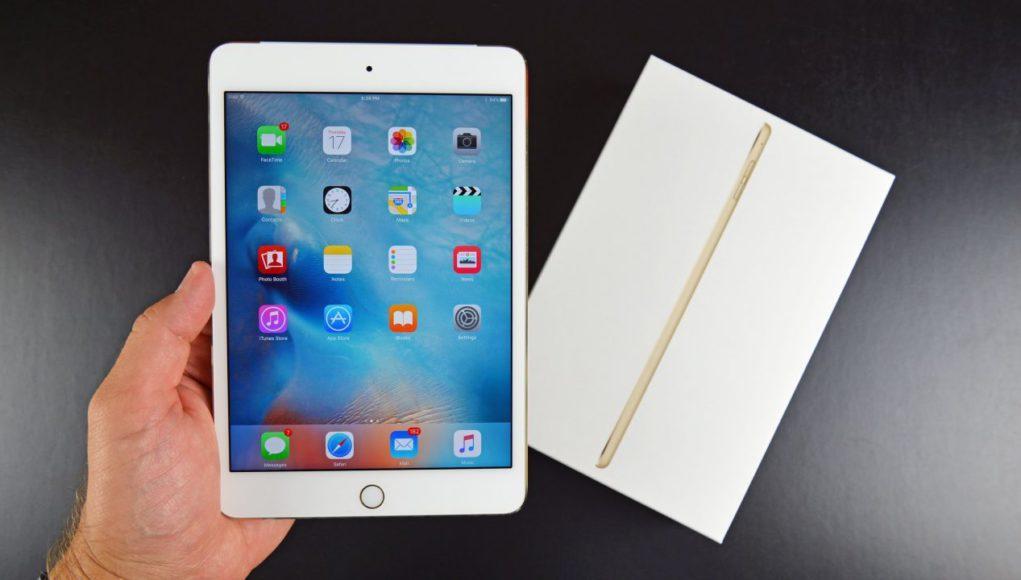 iPad mini 4 y su ciclo de vida