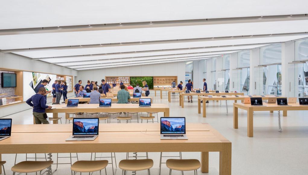 Nueva Apple Store en Mexico