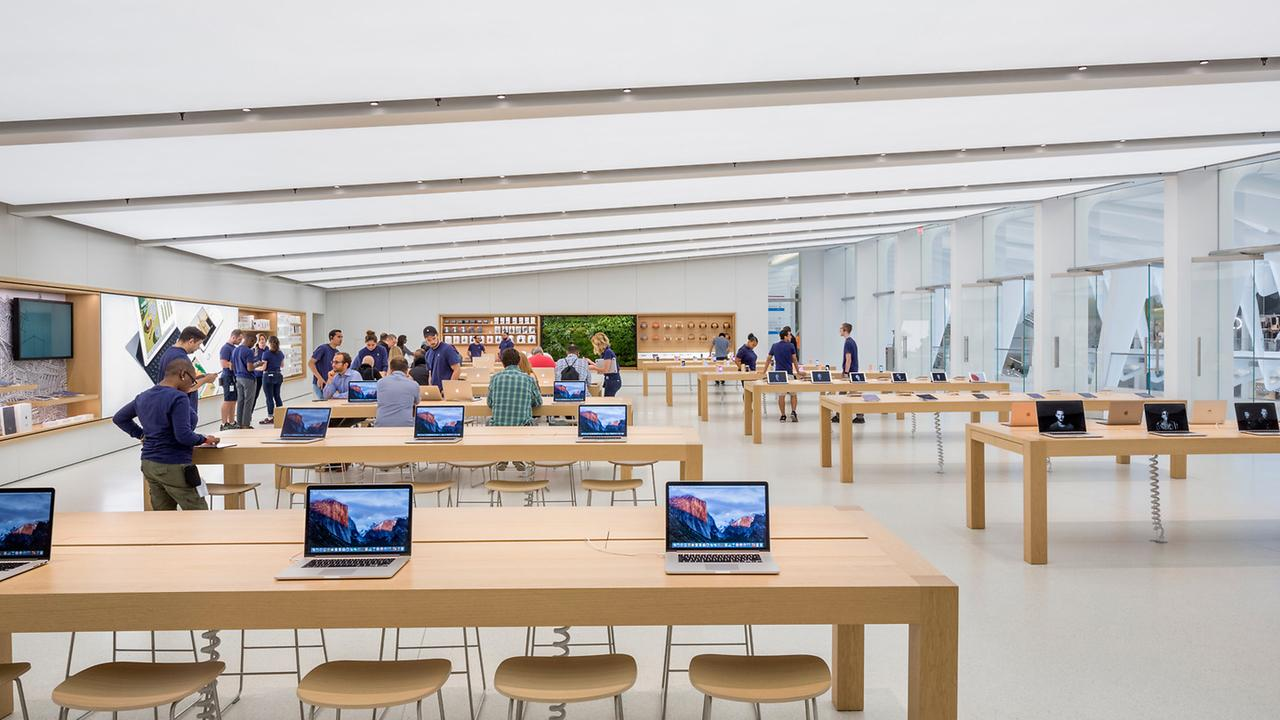 Nueva Apple Store en Mexico