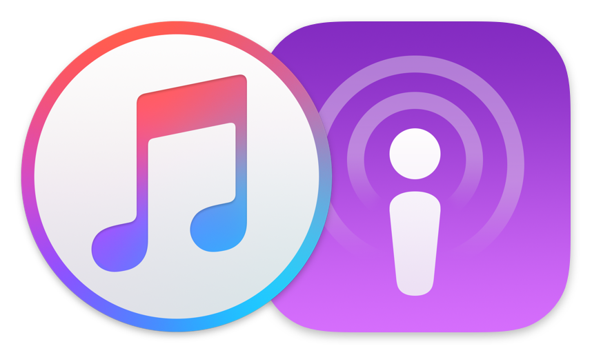 Apple Music y Podcasts