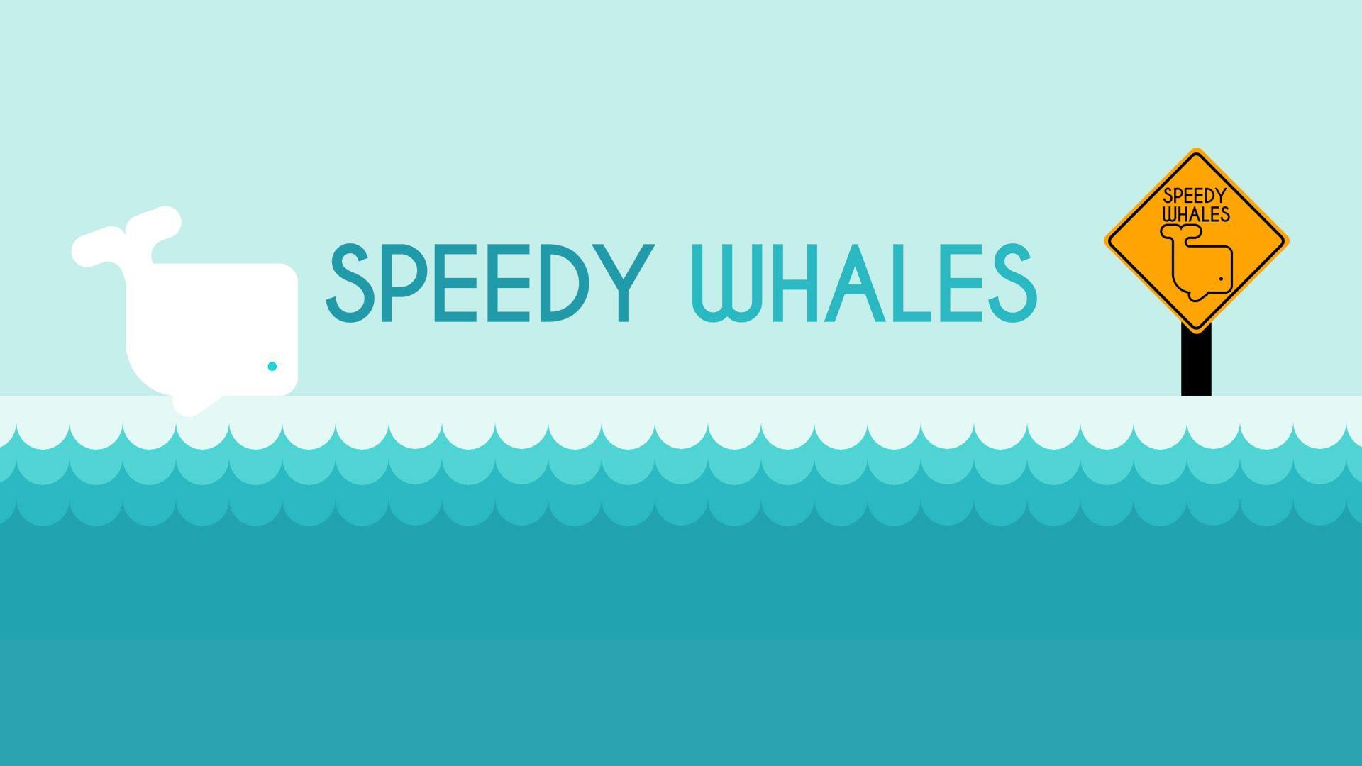 Portada Speedy Whales