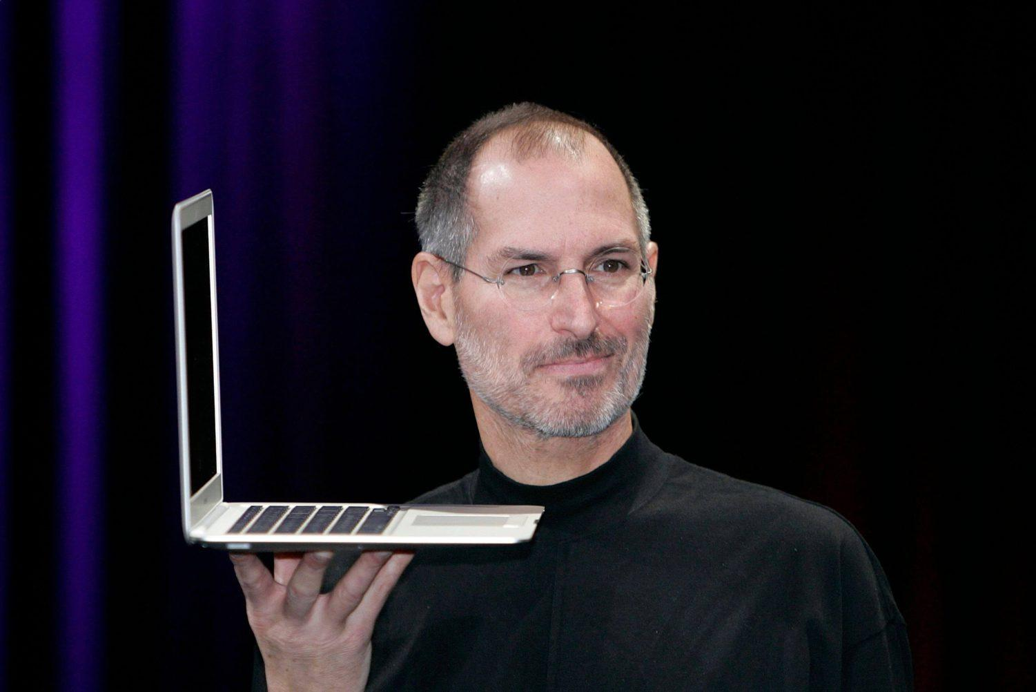 MacBook Air Jobs