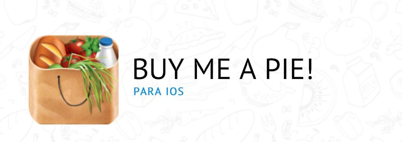 buy me a pie