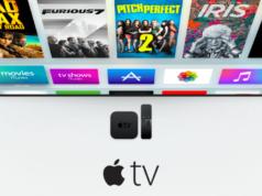 Apple TV 4 con tvOS 10