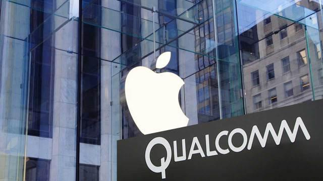 Apple - Qualcomm