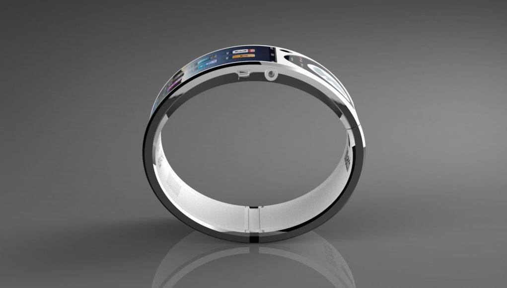 Concepto de Apple Watch