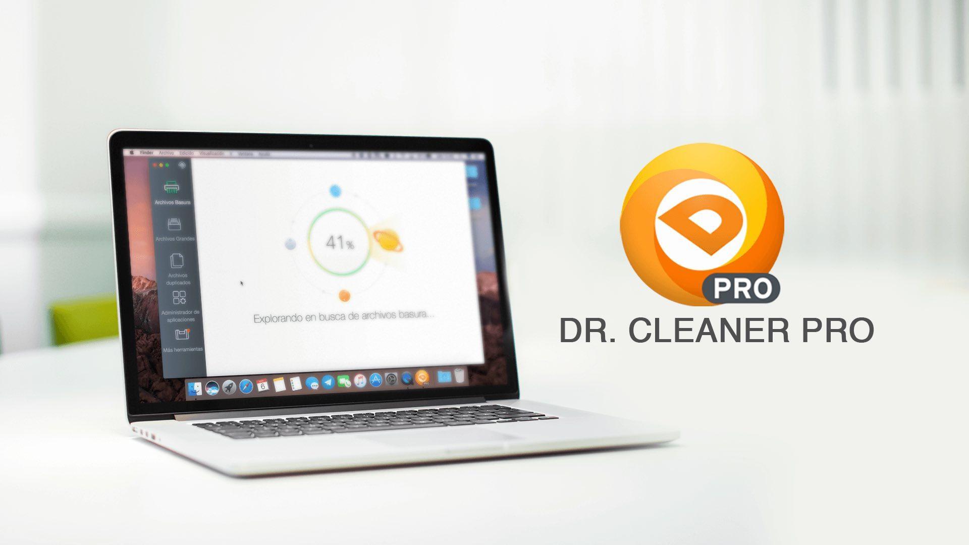 Dr. Cleaner Pro para Mac