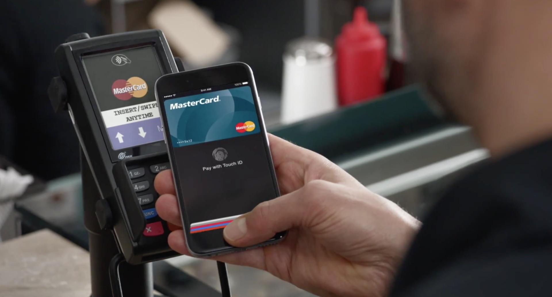 Tarjetas de crédito con Touch ID, ¿avance en seguridad?