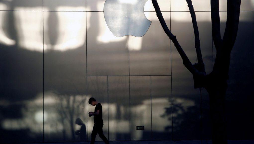 Roy Raymann deja Apple