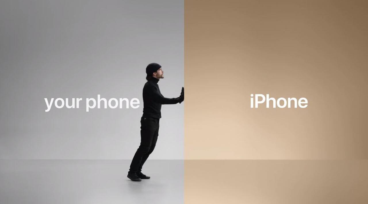 Switch de Apple añade tres nuevos videos
