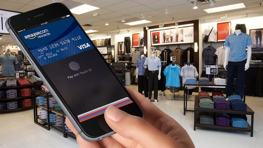 Apple y Visa en Apple Pay