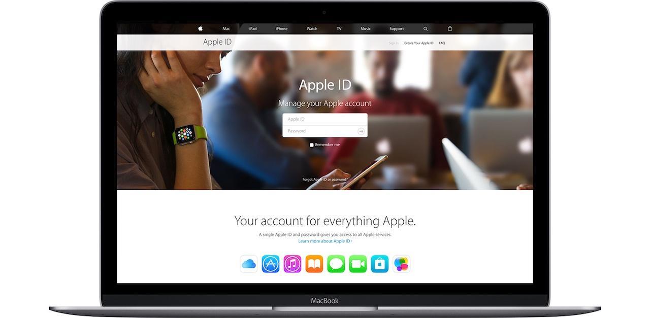 cambiar correo electrónico en ID de Apple
