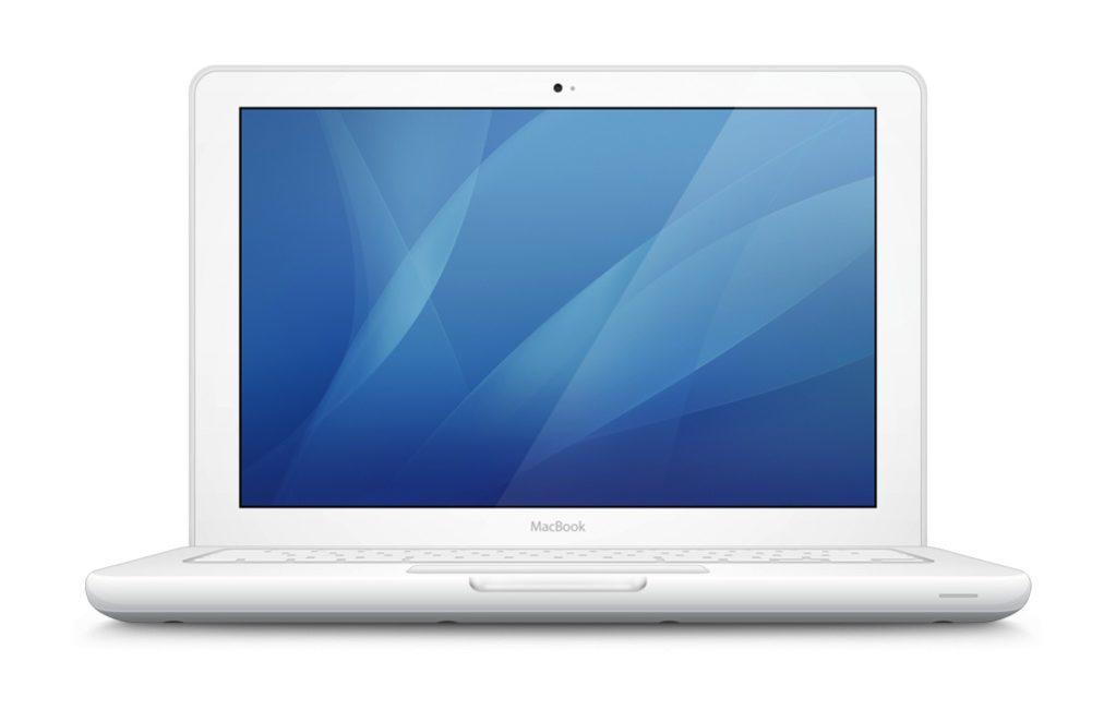 MacBook 2010 - plástico