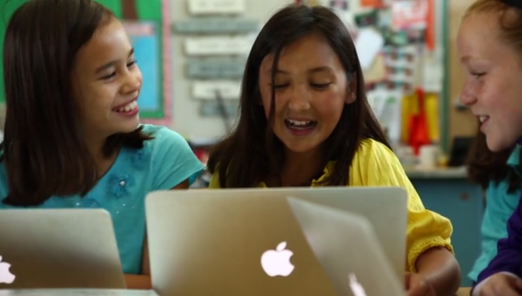 Apple se asocia con Tynker para dar clases de Swift a niños usando juegos