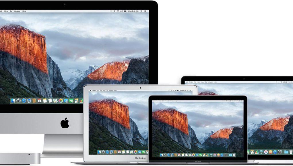 MacBooks y iMac