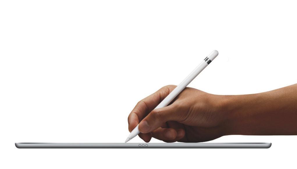 El iPad Pro tiene la exclusividad de uso del Apple Pencil