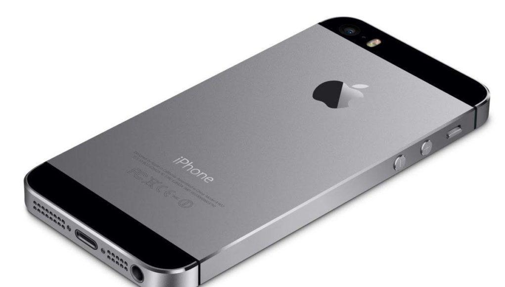 iPhone 5S gris espacial