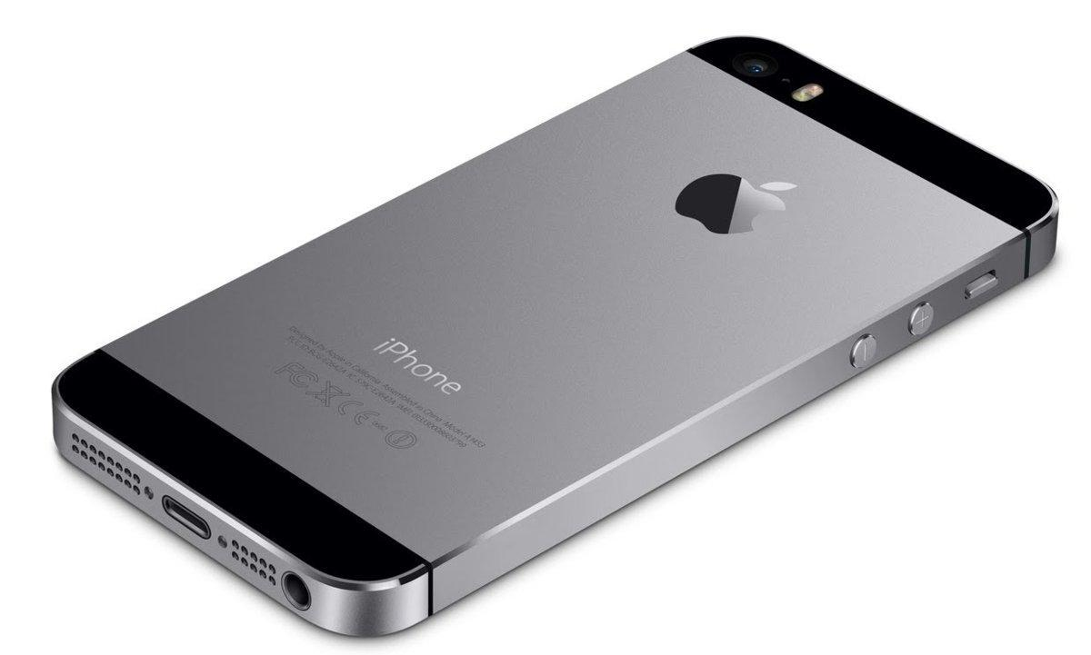 iPhone 5S gris espacial