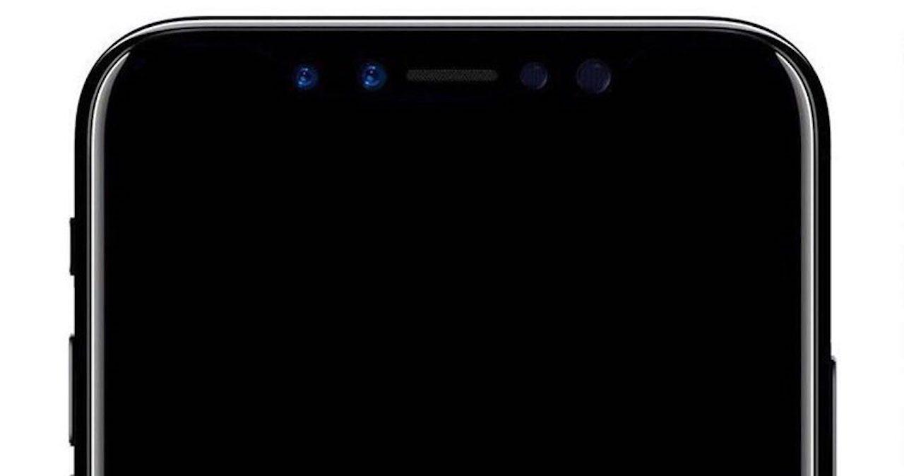 iPhone 8 reconocimiento facial