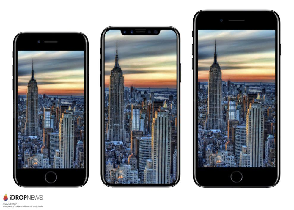 iPhone 8 tamaño