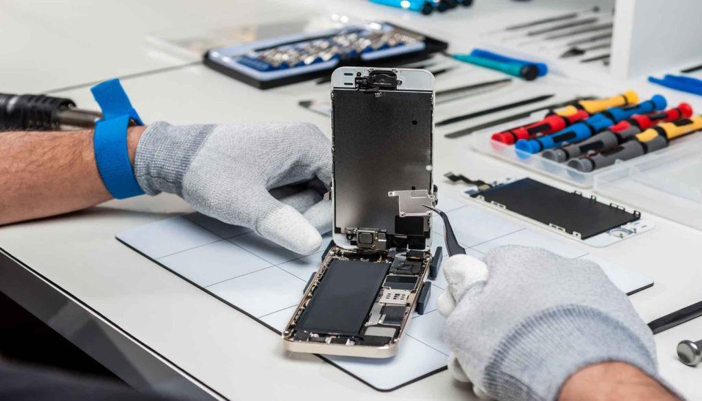Apple Support reparación de iPhone