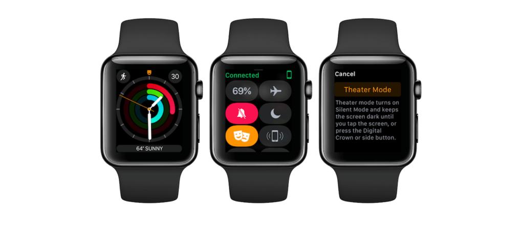 Montre Apple Watch OS 4 Mejorar Nuestro Apple Watch