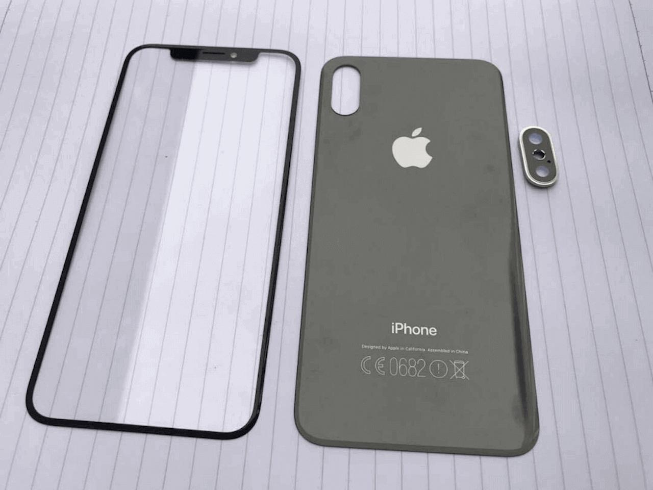 iPhone 8 se filtra por primera vez