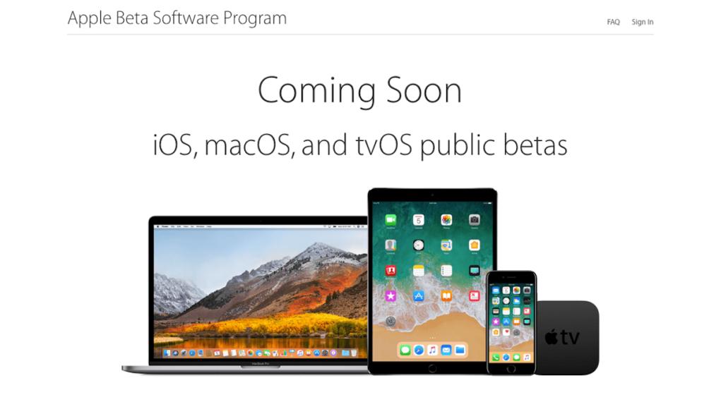 Betas públicas iOS 11 y macOS High Sierra